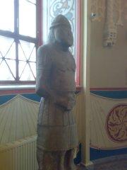 Кипчак в историческом музее Москвы