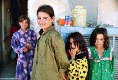 девочки- иракские туркменки