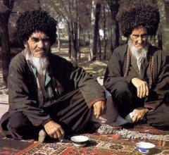 туркмены-старики