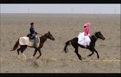 Кыз куу - казацкая национальная игра