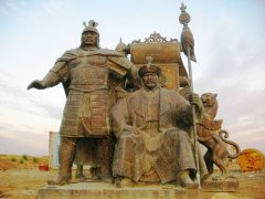Чингизиды Жанибек и Керей -Астана