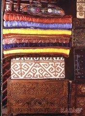 Казахский сундук