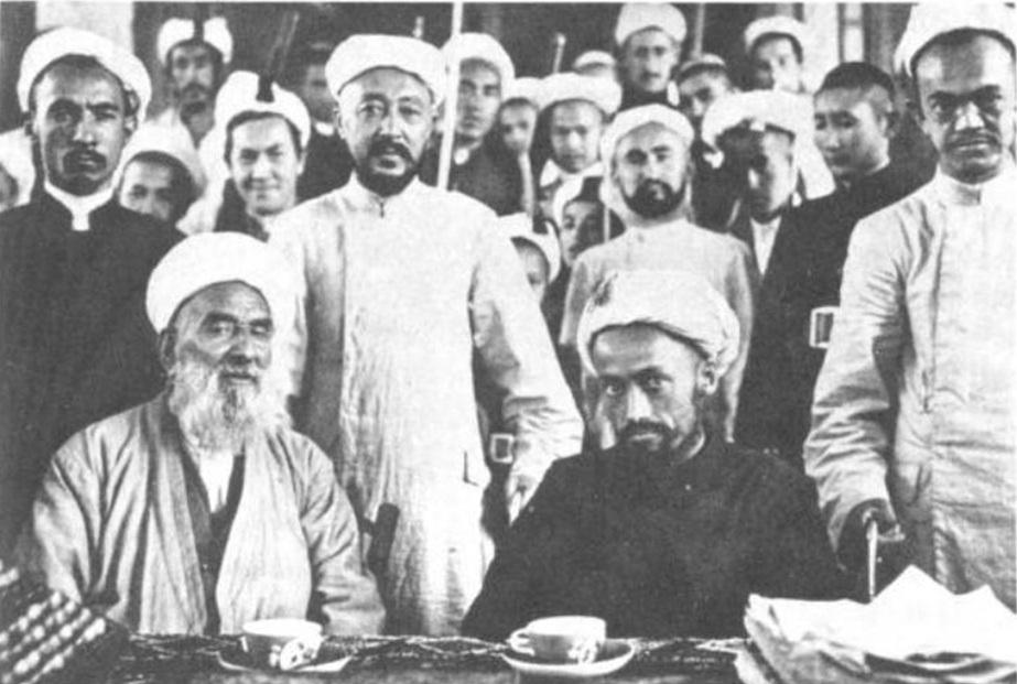 Провозглашение Хотанского эмирата (1933)