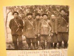 Кумульские повстанцы войск Ходжа Нияза (30-годы)