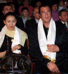 Монголын Хүргэн-Стивен Сигал