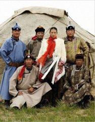 Монголы АРВМ