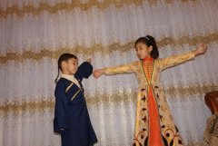 Лезгинка-это танец Кавказа, но танцует её Ногаец-Айдар