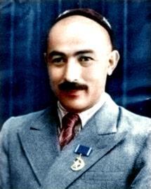 Касыми Ахматжан, 2-й президент ВТР (1944-49гг)