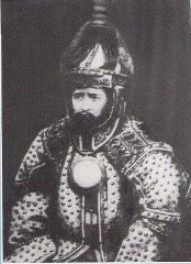 Алахан Султан, правитель Илийского султаната кон.19в.