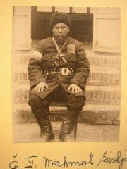 Махмут Мухити (Махмут Сиджан), полевой командир