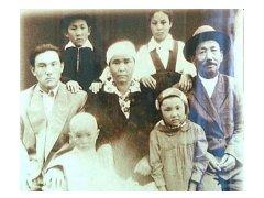 Елбасы с родными