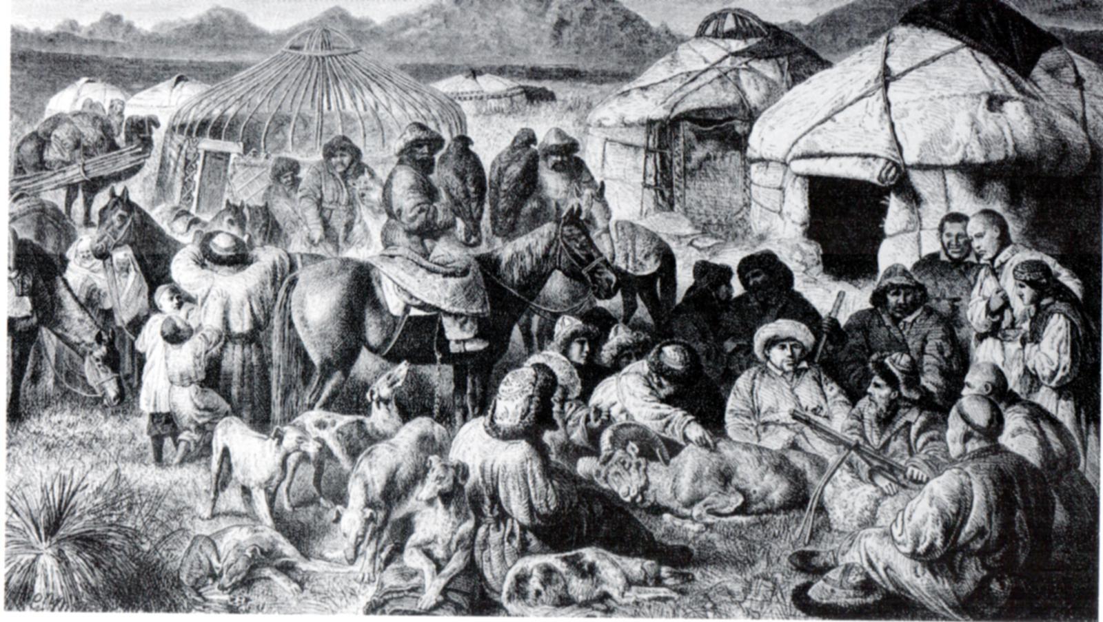 Секс казахском в ауле порно 19 фотография
