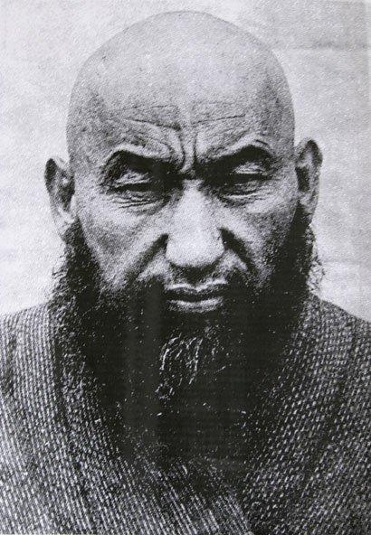 Ибрагим-бек Чакабоев, знаменитый курбаши.