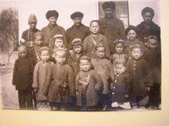 Дети кумульских повстанцев, 30-е годы.