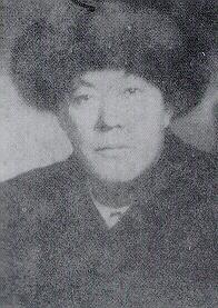 Гени батур, национальный герой уйгуров