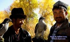 Охотники с соколами