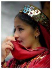 Туркменская краса