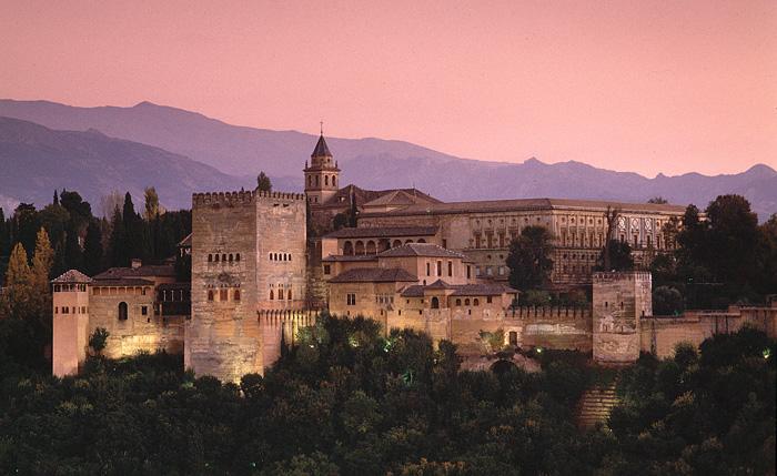 Исламская архитектура Андалусии: Альгамбра