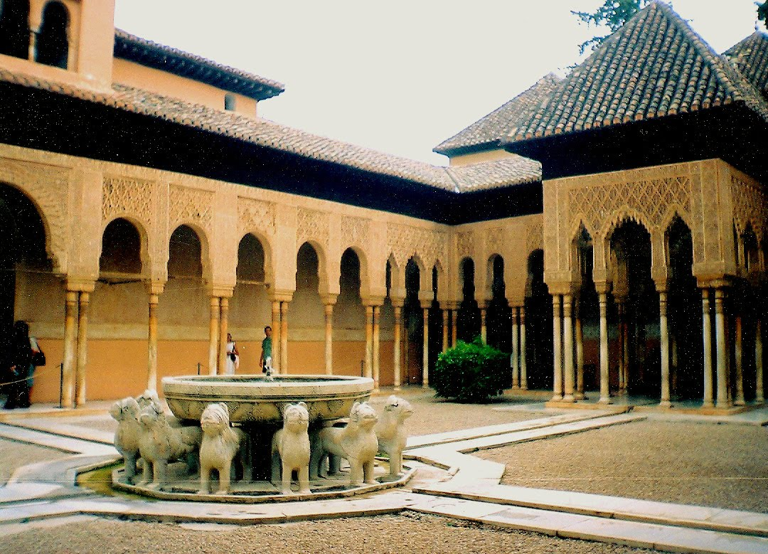 Исламская архитектура Андалусии