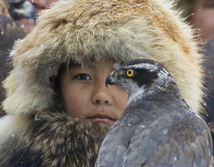 Fake монгол, на самом деле казах