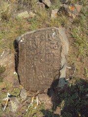 Камень, обнаруженный нашим форумчанином Поводком в Южной Бурятии