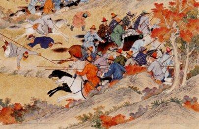 Уйгуры (тюрки Кашгарии) 1759 г.