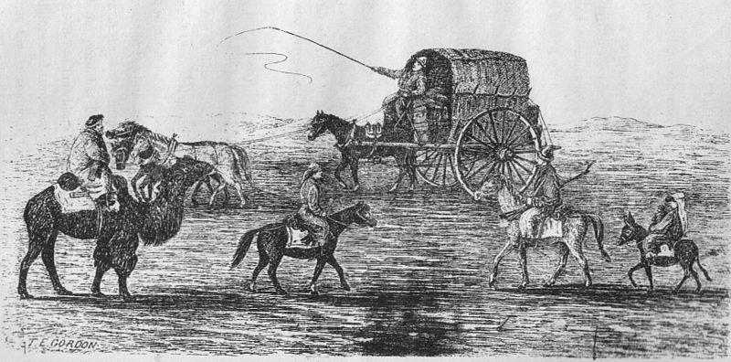 Кашгарцы (1870-е)