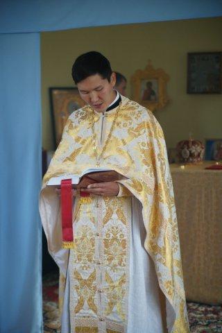 Священник Саха