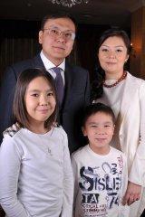Казахская семья