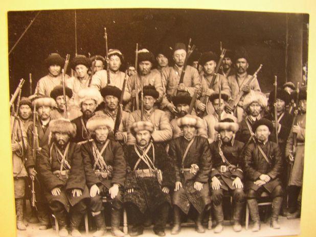Повстанцы из Кучара, Кашгара