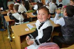 Школа Улан-Батора