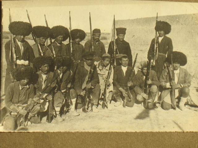 каракалпаки в 1936 году белье