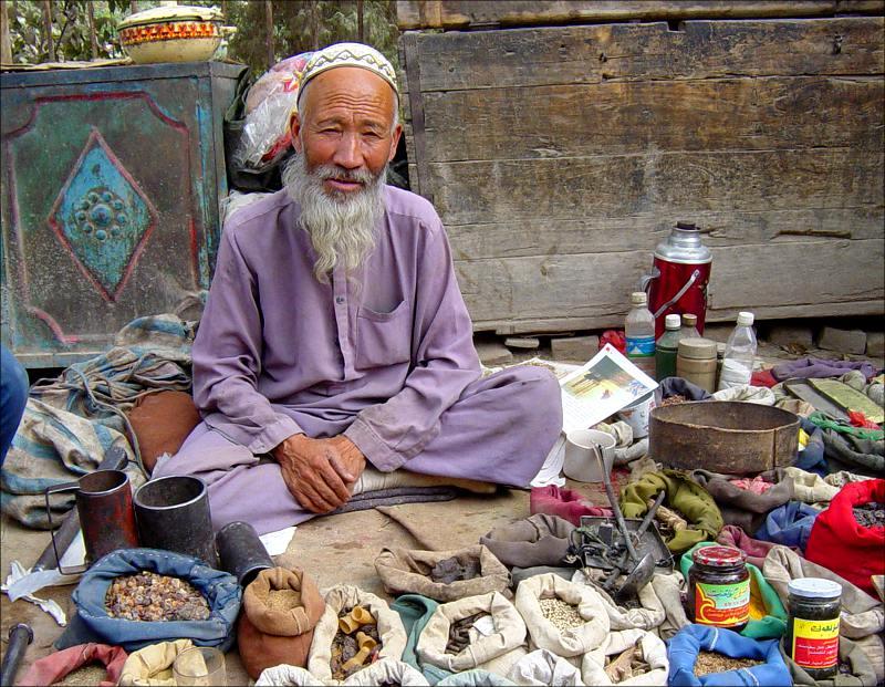 Уйгур - СУАР КНР