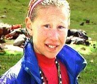казахская девочка из монголии