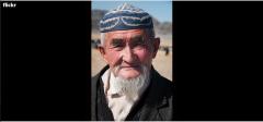 казахский аксакал из монголии