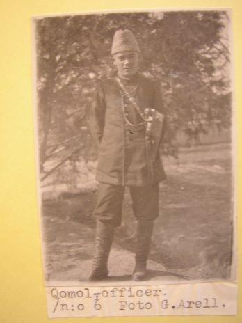 Комульский офицер, 1930 годы