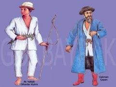 Уйгурские традиционные одежды