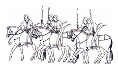 Тюрки Самарканда, 7 век.
