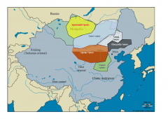 6 туменов монголов